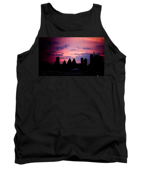 Tank Top featuring the photograph Good Morning New York by Sara Frank