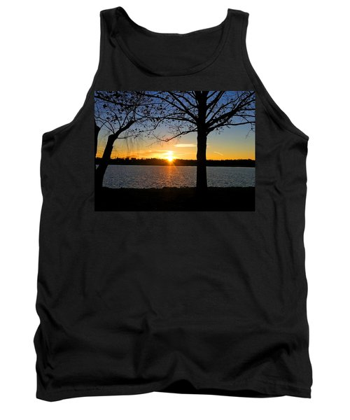 Good Night Potomac River Tank Top