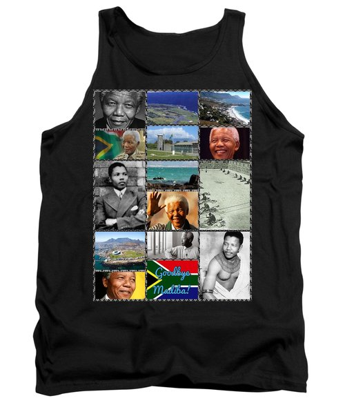 Goodbye Madiba Tank Top