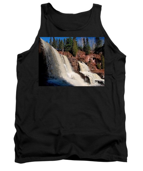 Gooseberry Falls Tank Top by James Peterson