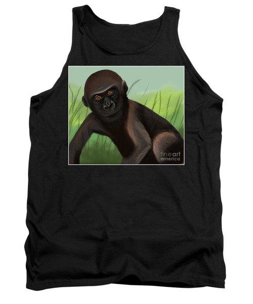 Gorilla Greatness Tank Top