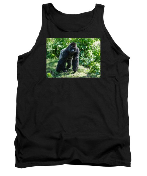 Gorilla In The Midst Tank Top