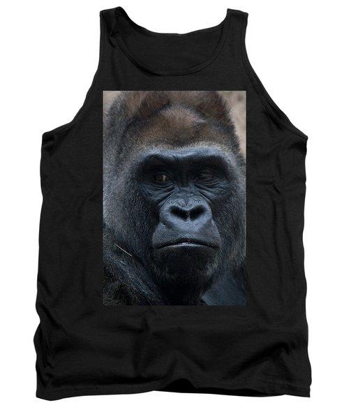 Gorilla Portrait Tank Top