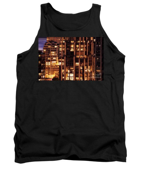 Tank Top featuring the photograph Gothic Living - Yaletown Ccclxxx by Amyn Nasser