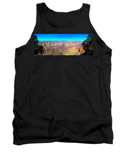 Grand Canyon Panorama Tank Top