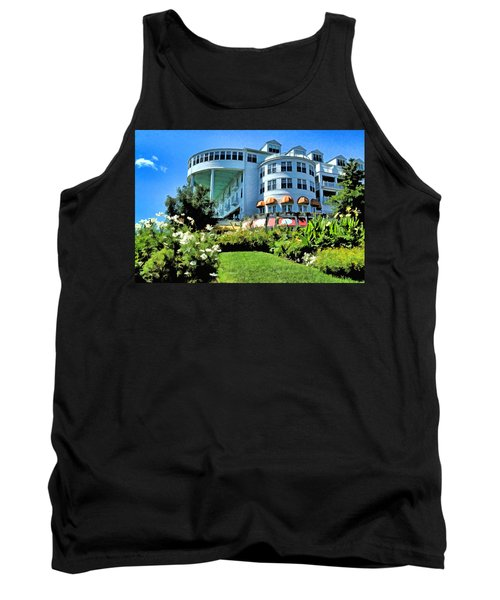Grand Hotel - Image 002 Tank Top