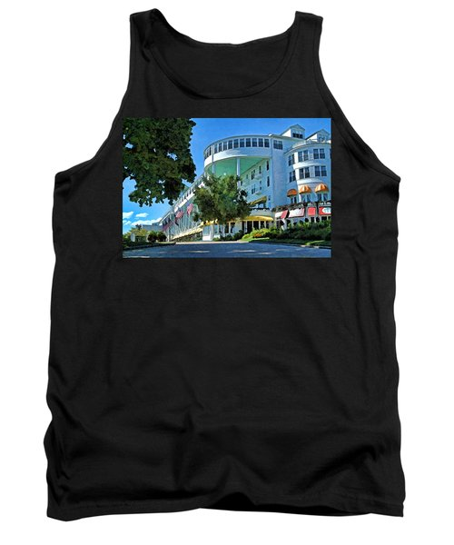 Grand Hotel - Image 003 Tank Top