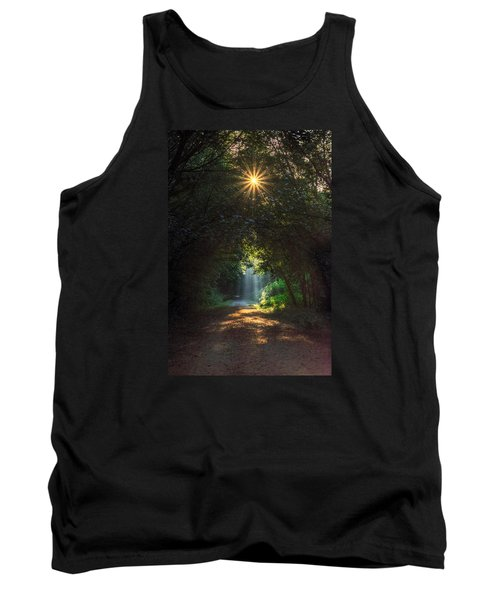 Tank Top featuring the photograph Grandmother's Grace by William Fields