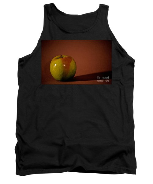 Tank Top featuring the photograph Granny Smith by Sharon Elliott