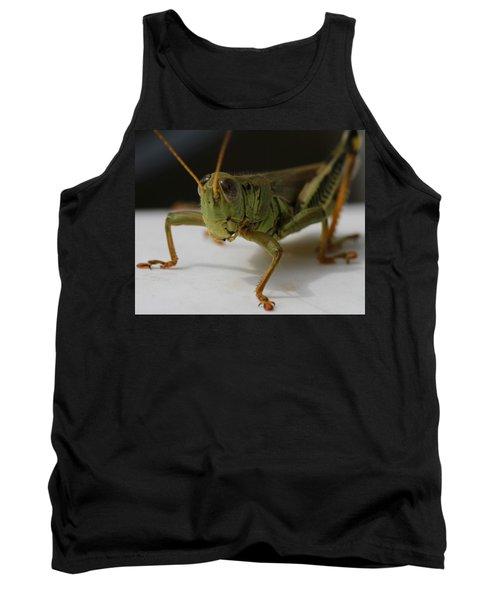 Grasshopper Tank Top by Dan Sproul