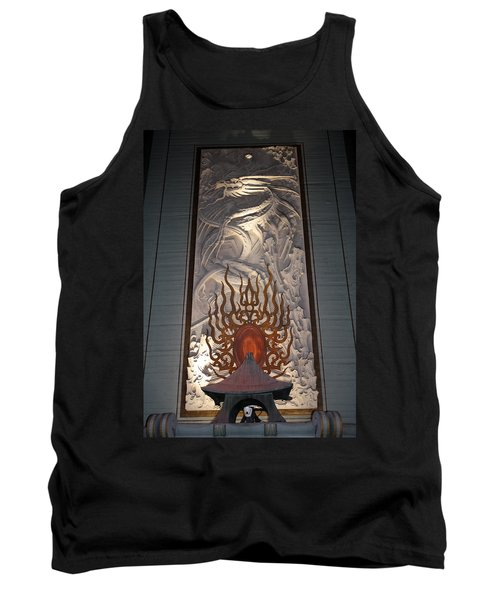 Grauman's Artwork Tank Top