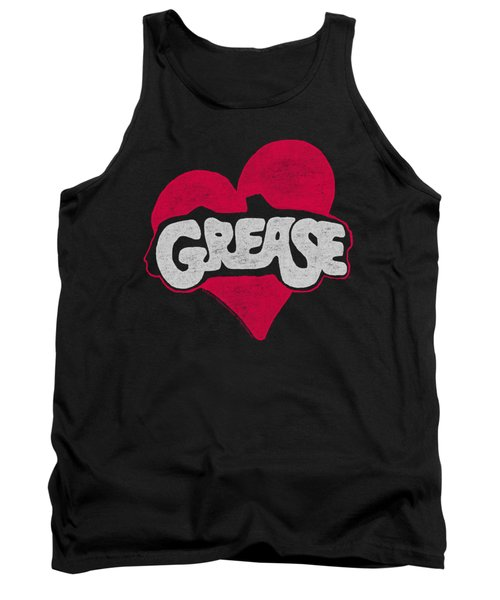 Grease - Heart Tank Top