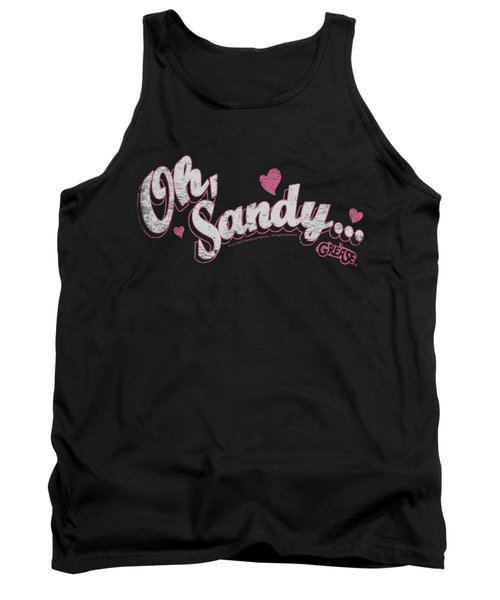 Grease - Oh Sandy Tank Top