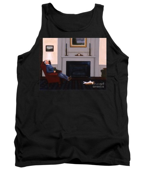 Great Minds Think Alike Tank Top