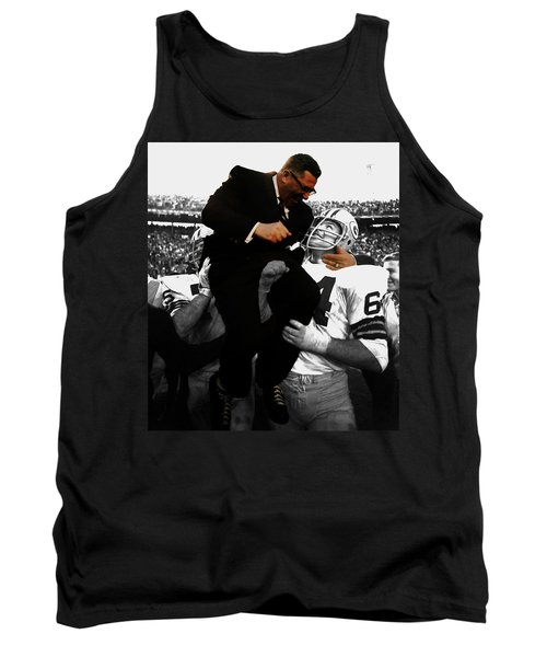Vince Lombardi Green Bay Packers Tank Top
