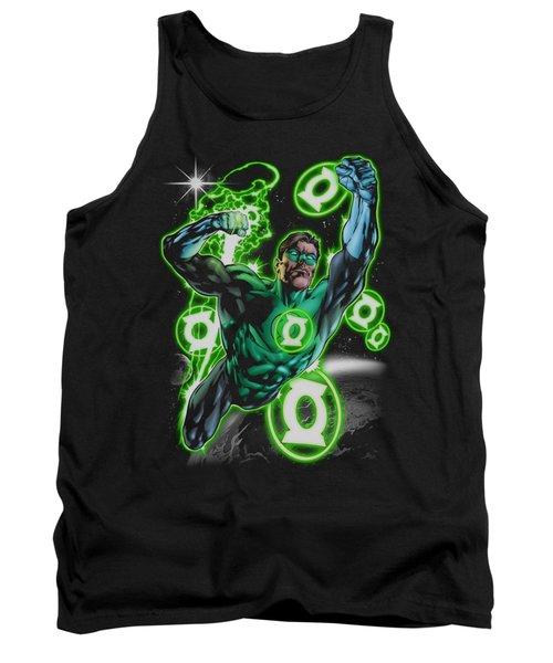 Green Lantern - Earth Sector Tank Top