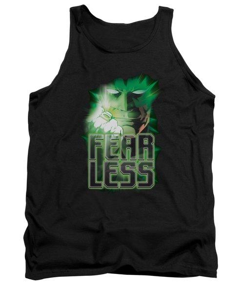 Green Lantern - Fearless Tank Top