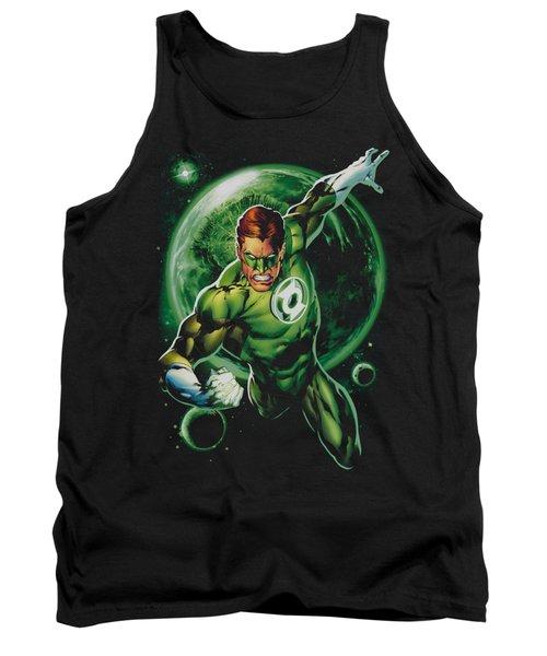 Green Lantern - Galaxy Glow Tank Top
