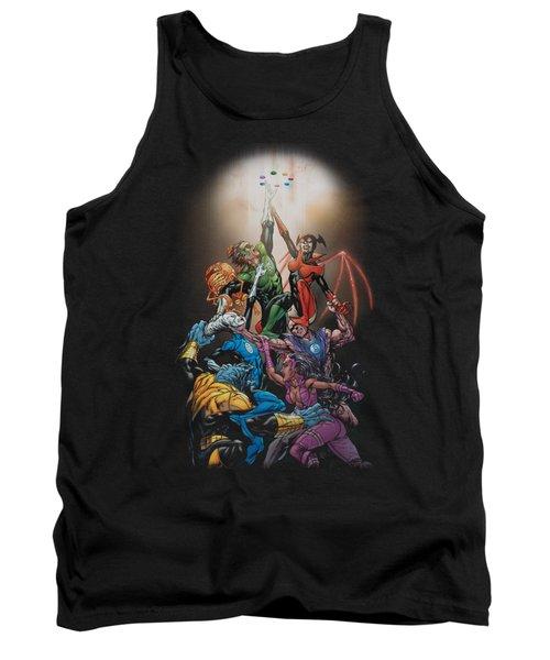 Green Lantern - Gl New Guardians #1 Tank Top