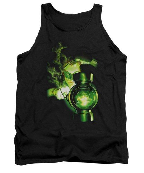 Green Lantern - Lantern Light Tank Top