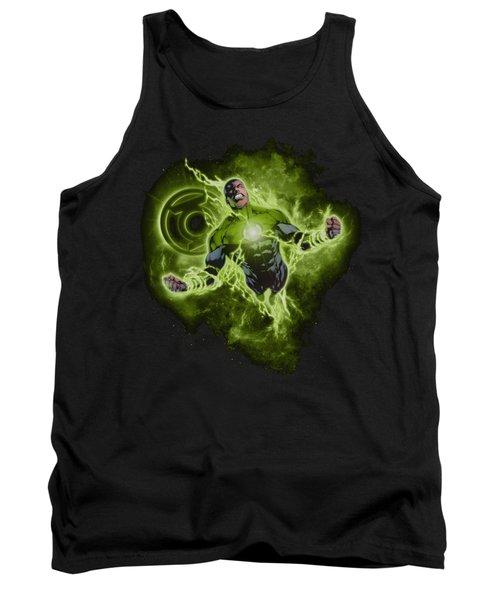 Green Lantern - Lantern Nebula Tank Top
