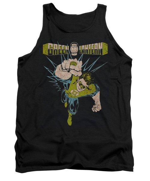 Green Lantern - Powerful Tank Top