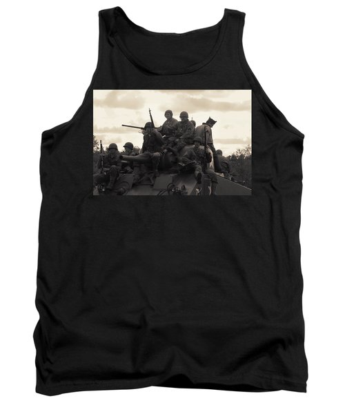 Hail To The Victors Tank Top