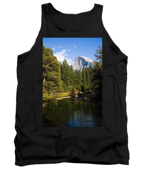 Half Dome Yosemite National Park Tank Top
