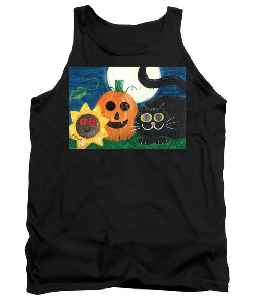 Halloween Fun Tank Top