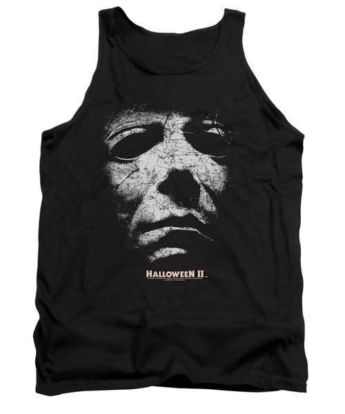 Halloween II - Mask Tank Top