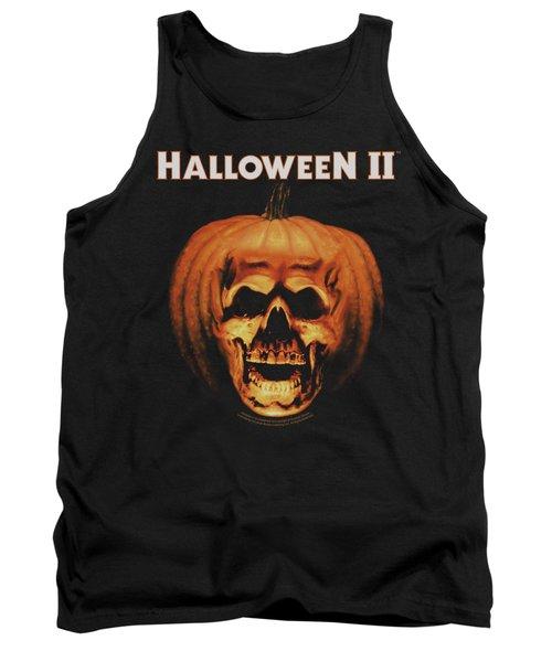 Halloween II - Pumpkin Shell Tank Top