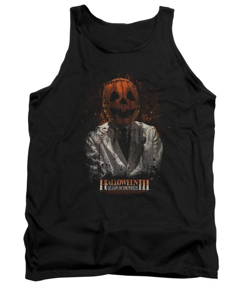 Halloween IIi - H3 Scientist Tank Top
