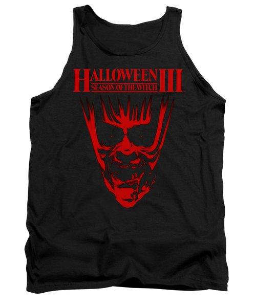 Halloween IIi - Title Tank Top