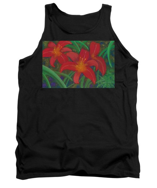 Hand On My Heart Tank Top