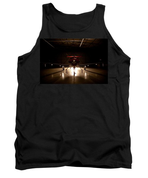 Hanger Light Tank Top by Paul Job