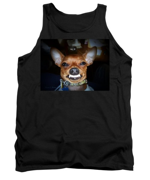 Happy Max Tank Top