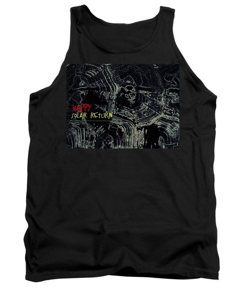 Happy Solar Return 470 Tank Top