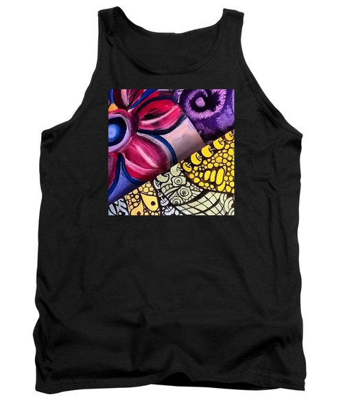 Happy  Summer Day  Tank Top