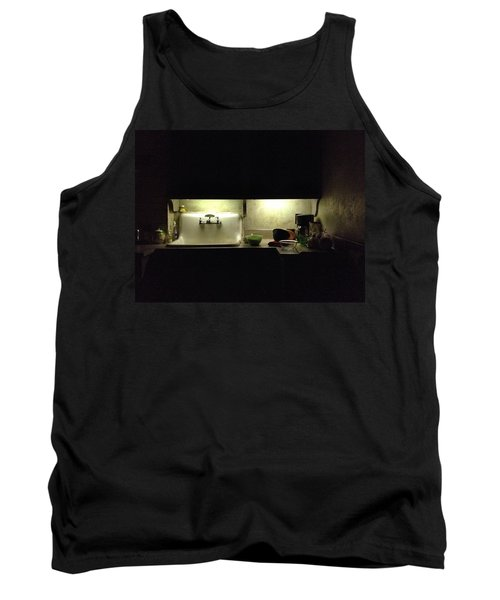 Harlem Sink Tank Top by H James Hoff