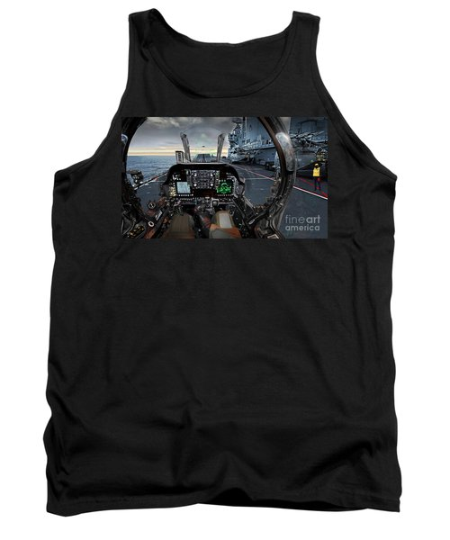Harrier Cockpit Tank Top