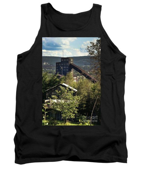 Harry E Colliery Swoyersville Pa Summer 1994 Tank Top