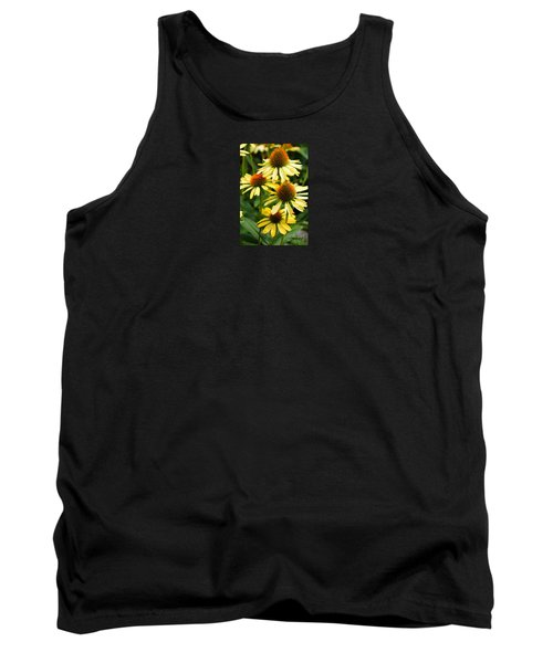 Harvest Moon Conehead Flower Tank Top