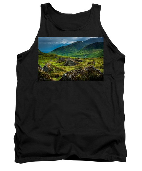 Hatcher's Pass  Tank Top