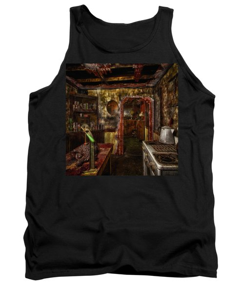 Haunted Kitchen Tank Top