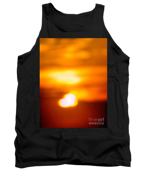 Heart Of The Day Tank Top