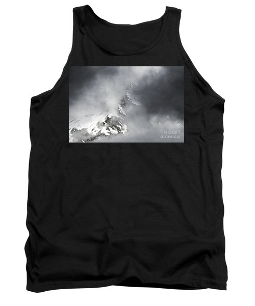 Tank Top featuring the photograph Heaven For A Moment by Nick  Boren