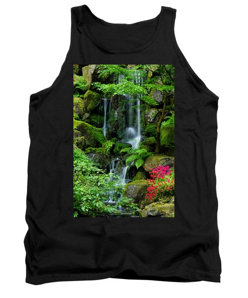 Heavenly Falls Serenity Tank Top