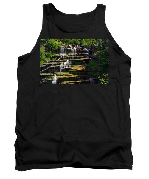 Hector Falls Tank Top by Dave Files