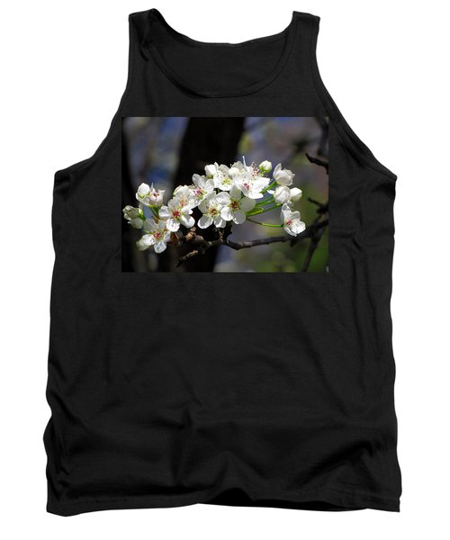 Tank Top featuring the photograph Hello Spring by Greg Simmons