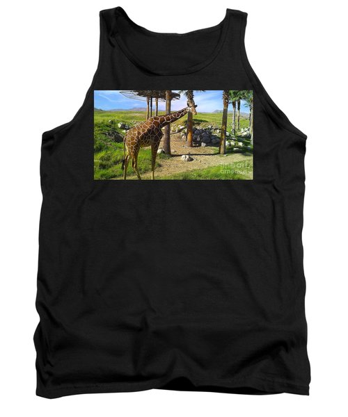 Hello There Tank Top by Chris Tarpening
